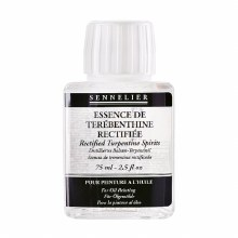 Sennelier Rectified Turpentine 75ml