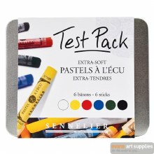 Sennelier Test Pack SoftPastel