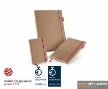 Sense Book Red Rubber Md Blank