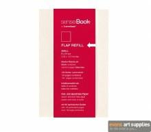 Sense Book Refill Small Blank
