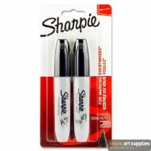 Sharpie Black Marker ChiselTip