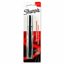 Sharpie Black W10 Chisel