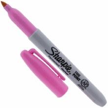 Sharpie Marker Pink