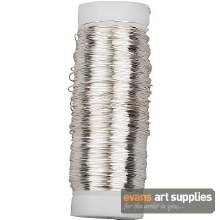 Silver-plated Wire 50g 100m