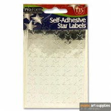 SilverStars Self Adhesive 135s