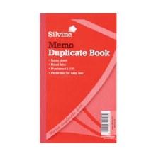 Silvine 601 Duplicate Book 8x5