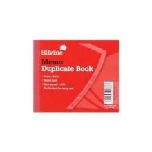 Silvine 603 Duplicate Book 4x5