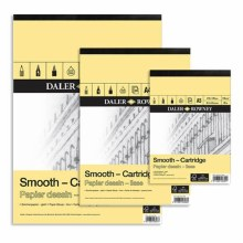 Daler Rowney Smooth Cartridge Pad A2 130gsm