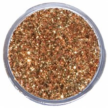 Snaz 12ml Glitter Dust RedGold