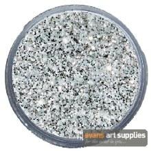 Snaz 12ml Glitter Dust Silver*