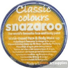 Snaz 18ml Classic Brigh Yellow
