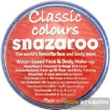 Snaz 18ml Classic Orange