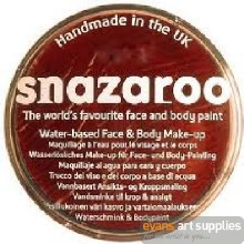 Snaz 18ml Classic Rust Brown