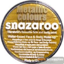 Snaz 18ml Metallic Gold