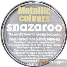 Snaz 18ml Metallic Silver
