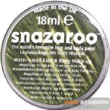 Snaz 18ml Sparkle Green