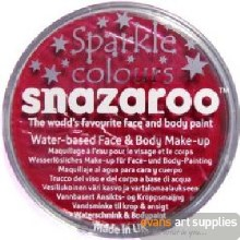 Snaz 18ml Sparkle Red