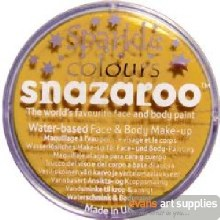 Snaz 18ml Sparkle Yellow