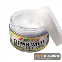 Snaz 50ml Clown White
