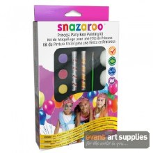 Snaz Princess FacePainting Kit