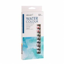 Special Offer Watercolour Set - 12x12ml Tubes