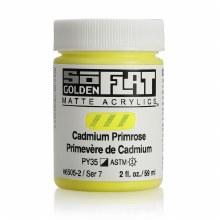 Golden SoFlat 59ml Cadmium Primrose