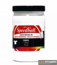 Speedball 32oz Textile White