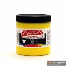 Speedball 8oz Textile Yellow