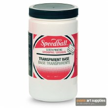 Speedball 8oz Transparent Base