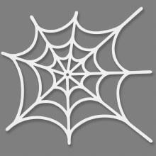 Spider Web 19x21 cm 16pcs