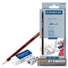 Staedtler Tradition PencilSet