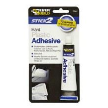 Stick 2 Hard Plastic Adhesive