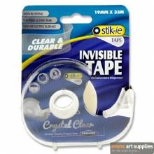 Stik-ie InvisibleTape w/Dispen