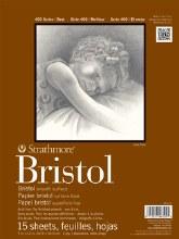 "Strathmore 400 Series - Bristol Pad 9x12"" Smooth"