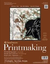 Strathmore 400 Printmaking Pad