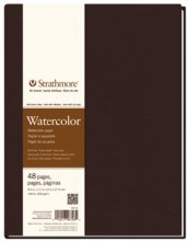 "Strathmore 400 Series - Watercolour Art Journal 8.5"" x 11"""