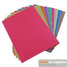 Sugar Paper A2 Pk Coloured 250s