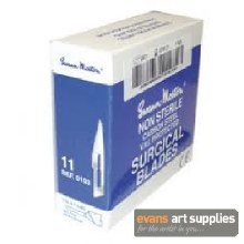Swann-Morton Surgical Scalpel Blade No.11 - Box