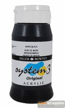 SYS 3 OR 500ML MARS BLACK