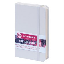 Royal Talens Art Creation White Hardback Sketch Book 9x14cm