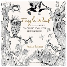 Tangle Wood - Colouring Book