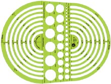 Template Circle Radius Master