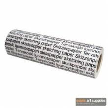 Tervakoski Sketch Paper Roll 30cmx100m