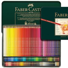 Polychromos Artist Pencils Tin of 120