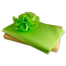 Tissue Paper Lime Green50x70cm