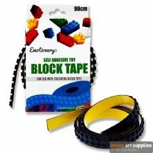 Toy Block Tape Black