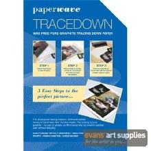 Tracedown A4 Graphite 5s