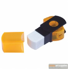 Two in One Sharpener/Eraser
