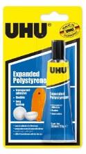 UHU 33ml Expanded Polystyrene