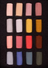 Unison H/Pastel Portrait Set16